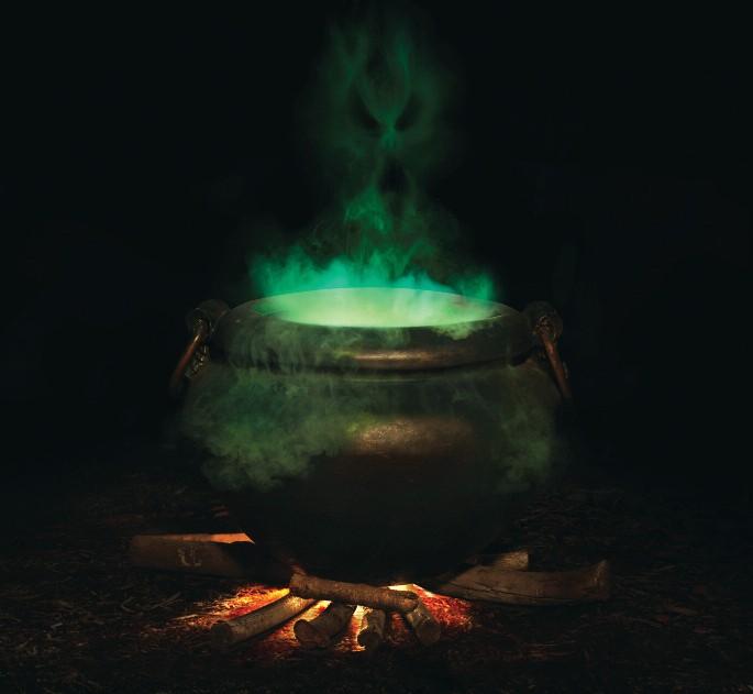 Cauldren