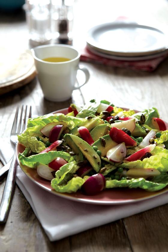Lowri-Turners-Radish-avocado-and-pumpkin-seed-salad