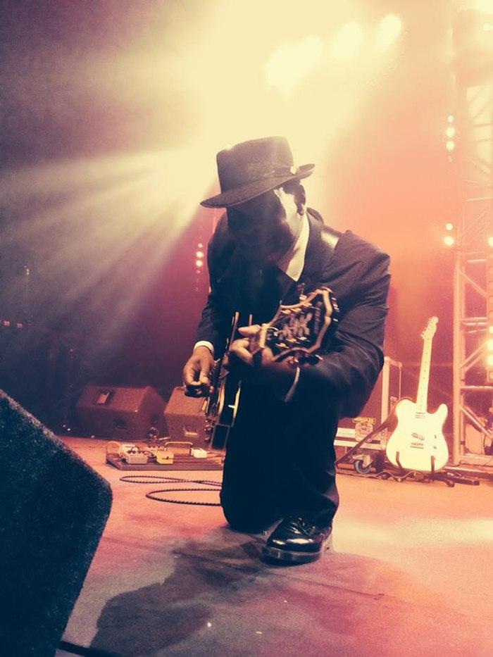 Franny Eubank featuring Tom Attah