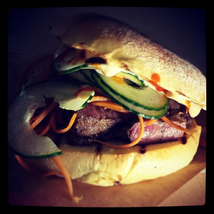 Cow Burger Viet Shack