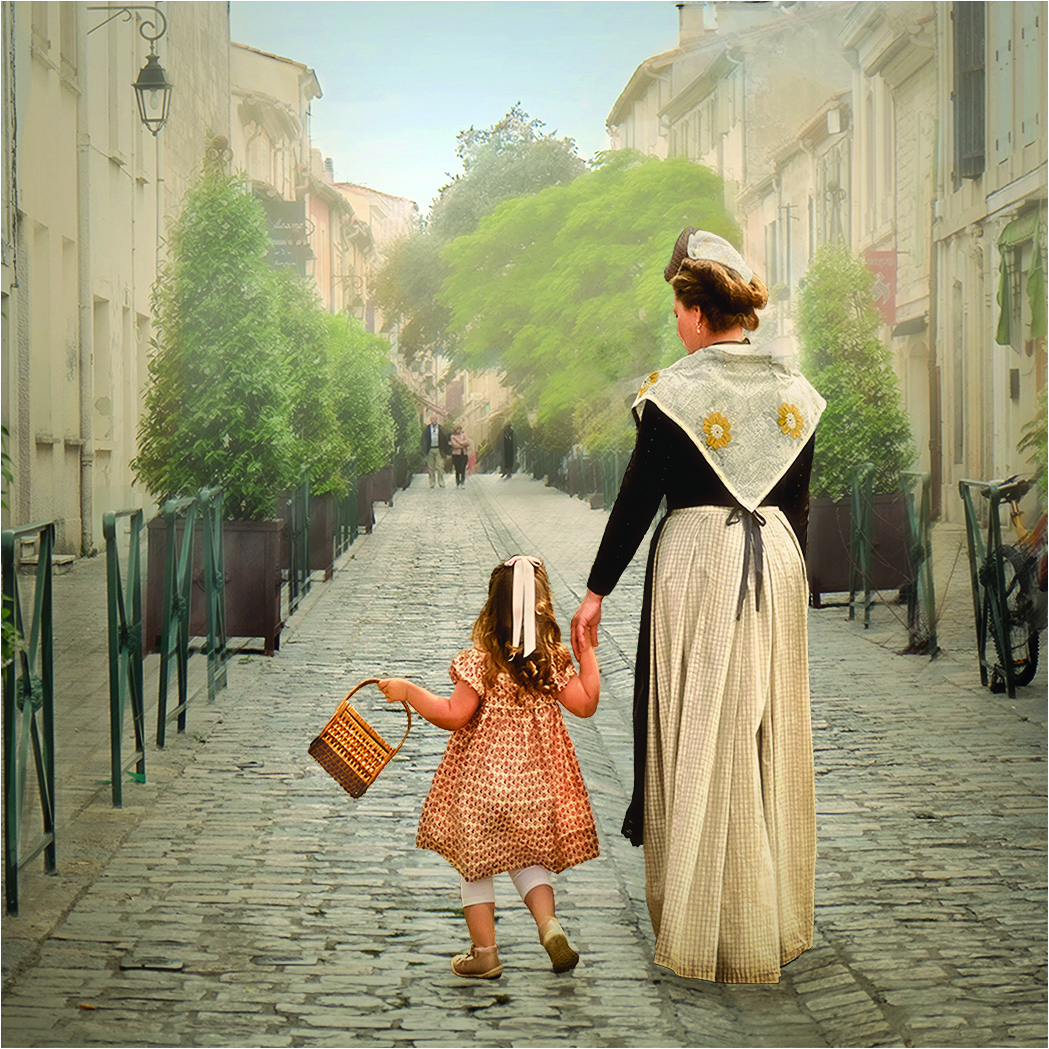 Shopping with Mama by Jane Lines