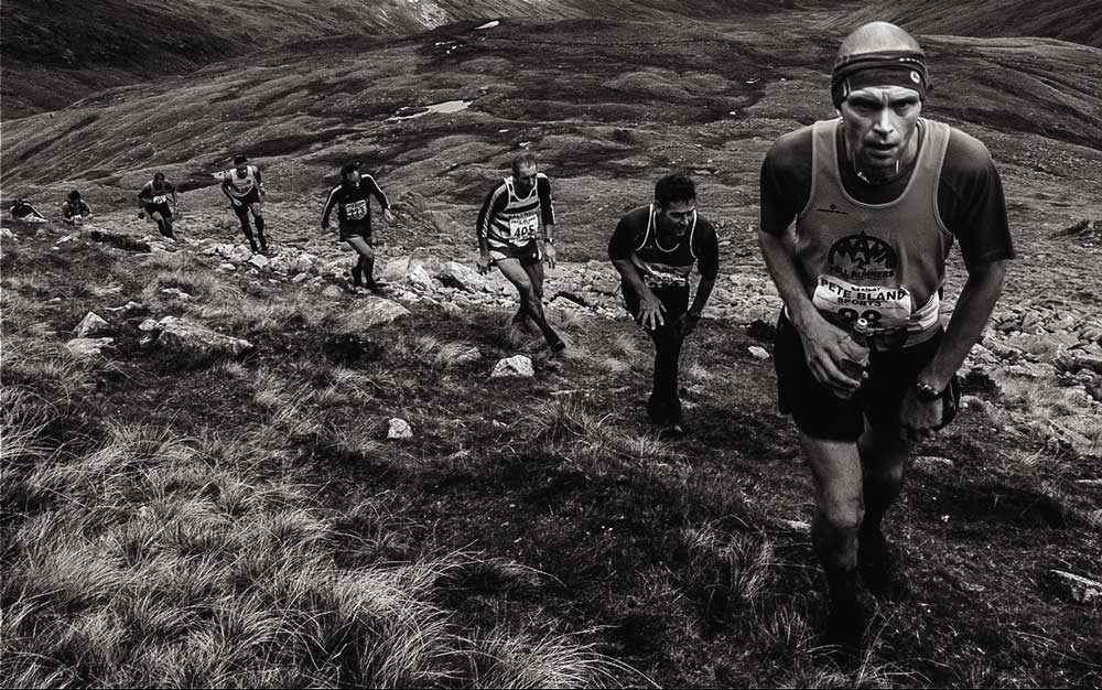 The Fell Race by Pauline Charters