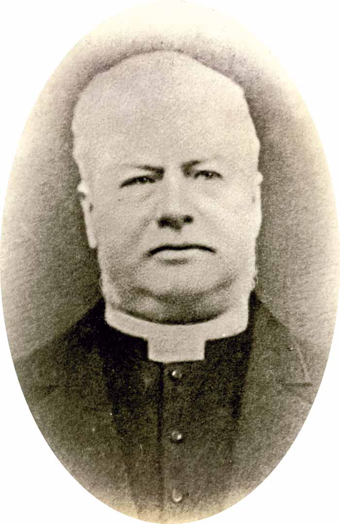 Reverend John Wade 1861
