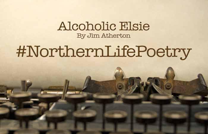 poetry Alcoholic Elsie