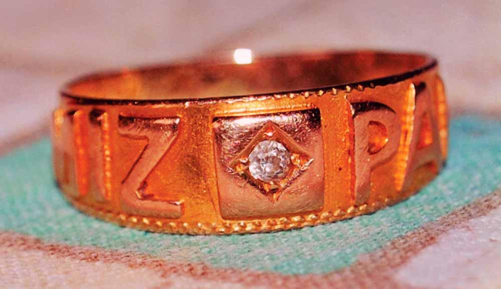 A Romantic Ring