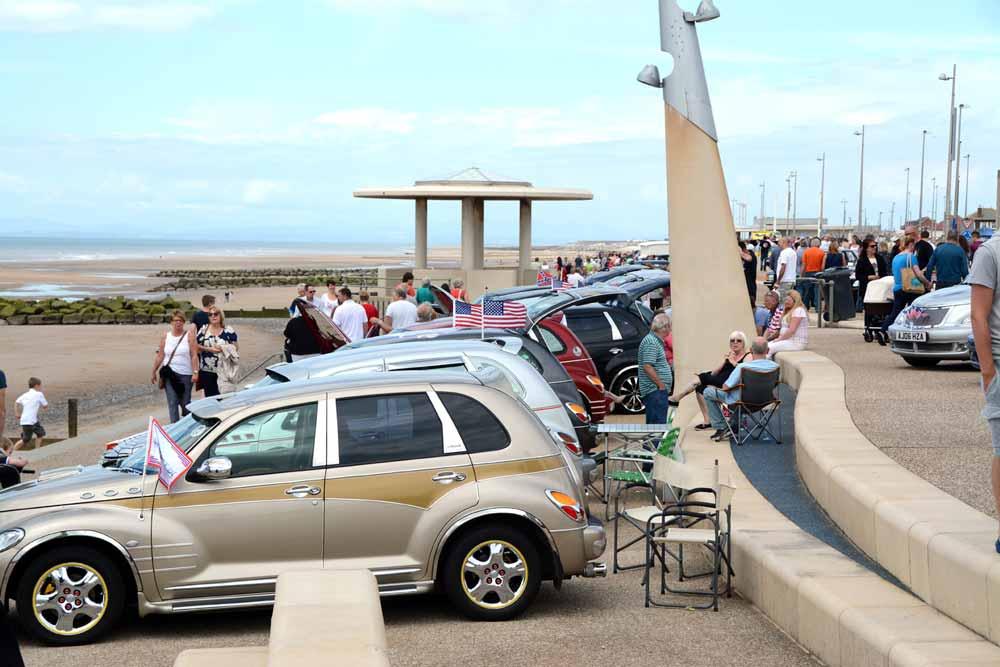 Cleveleys Car Show