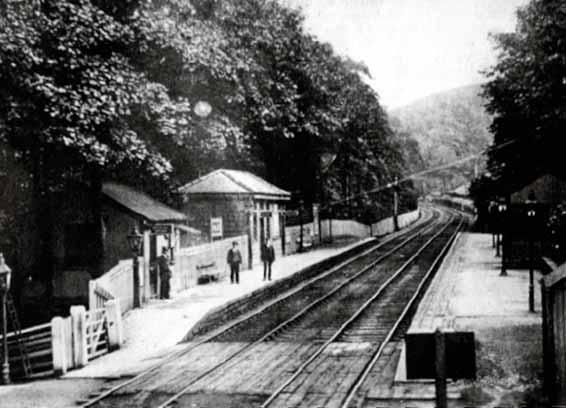 Holme Station