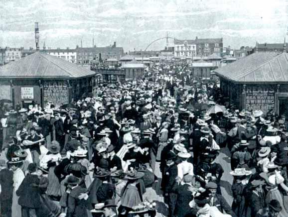 Central Pier 1897