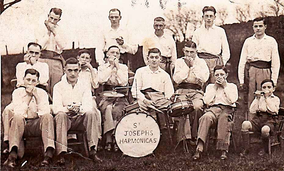 St Joseph's Harmonica Band
