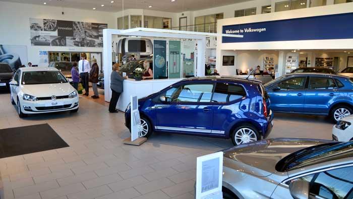 Skipton Volkswagen