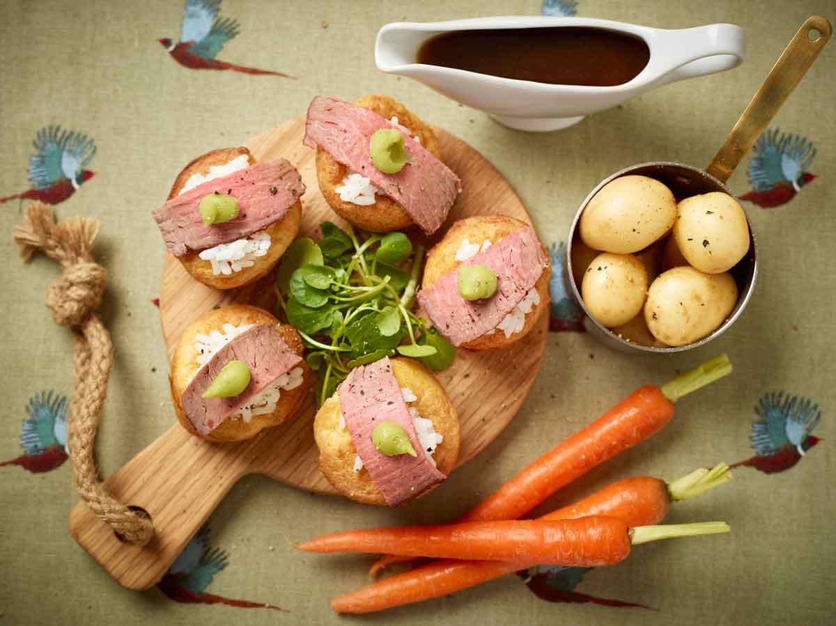 recipe for roast beef
