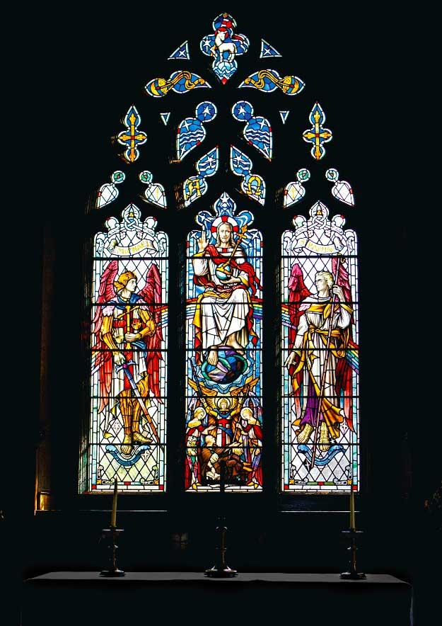 St Michael's church Grimsargh