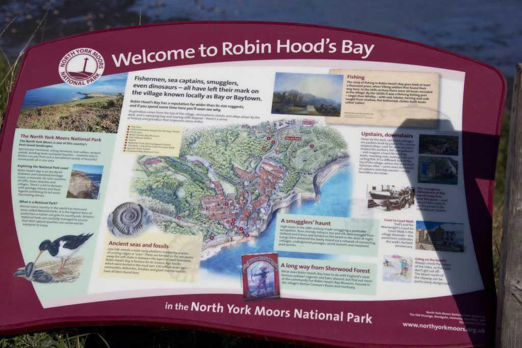 Robin Hood's Bay
