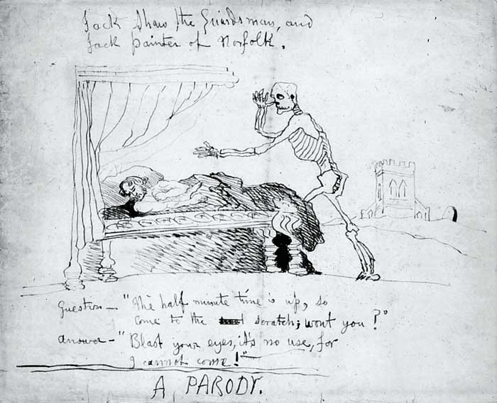 Branwell Brontë