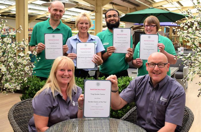 Garden Centre Association awards