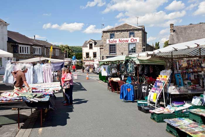 Settle market