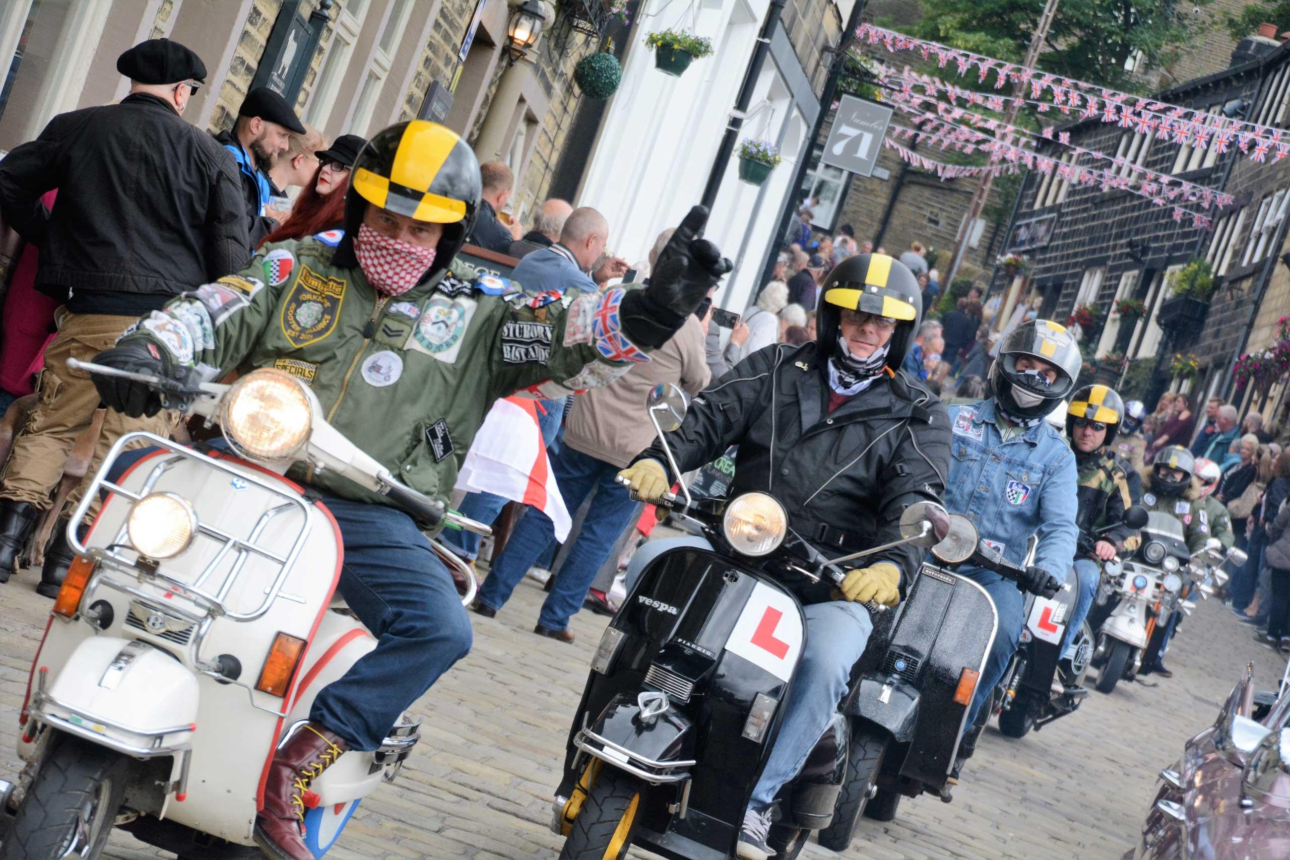 Haworth 1960s Festival by Stephen Hogg from Haworth