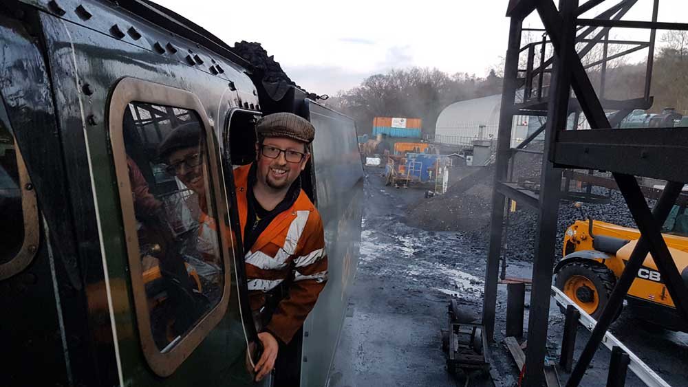 Paul Middleton - Head of Traction and Rolling Stock