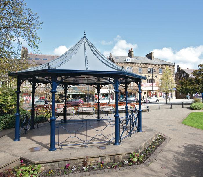 Ilkley Yorkshire