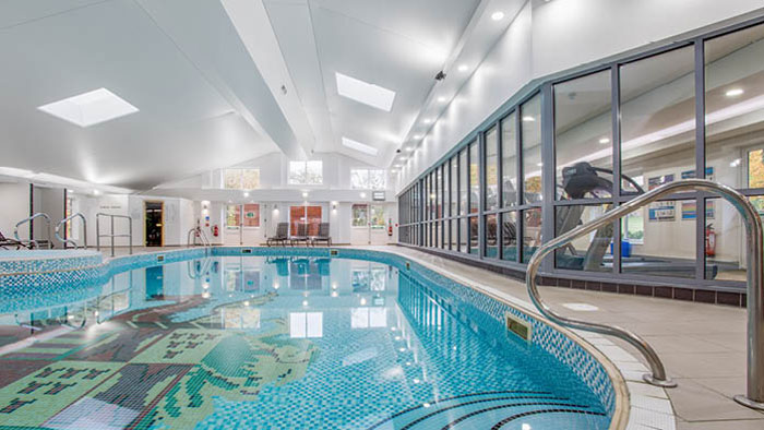 Spa hotels in Lancashire