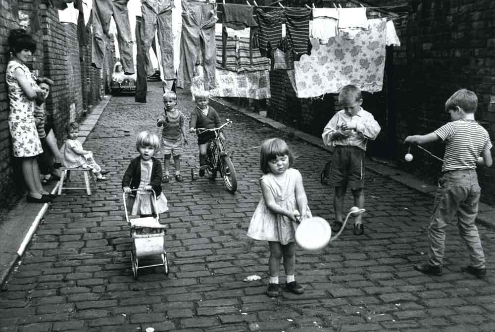 Chorlton-on-Medlock, Manchester, 1966, Shirley Baker