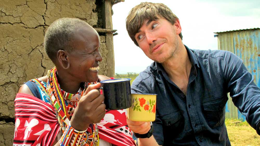 Around the World with Simon Reeve » Northern Life