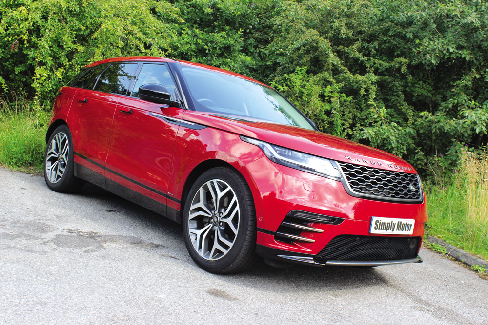 Range Rover Velar review