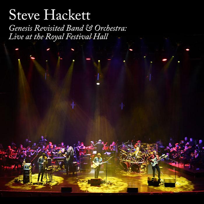 Steve Hackett tour