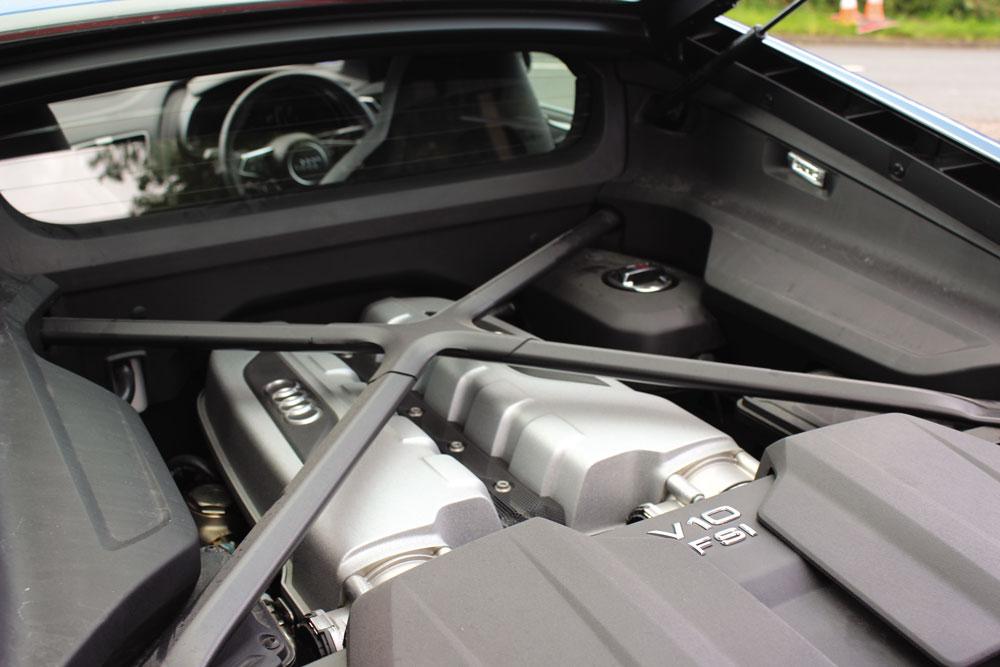 Audi R8 Z10