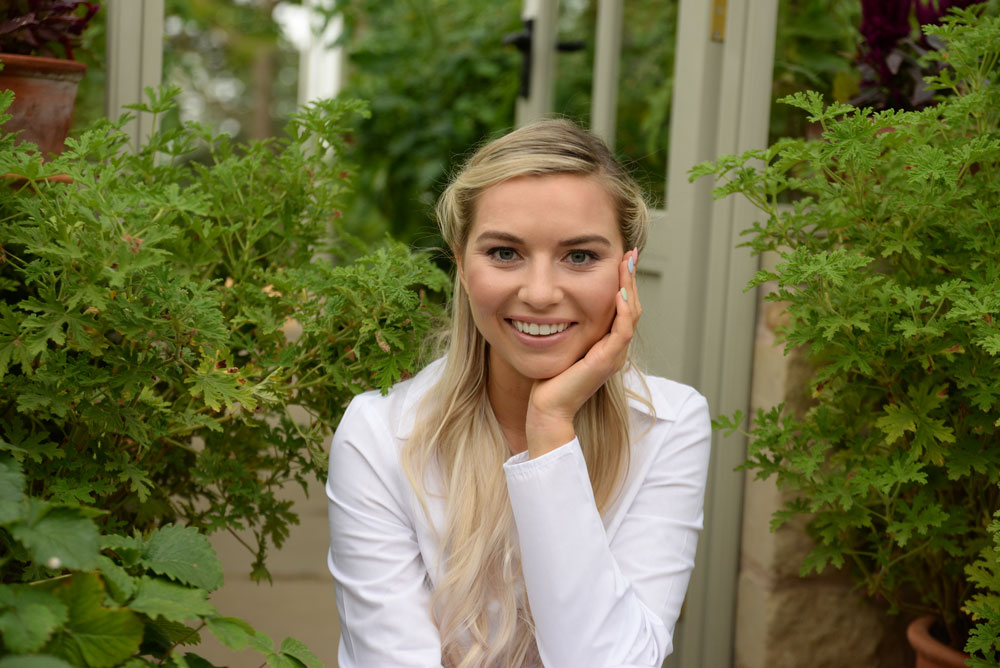 The Beauty of Eating Well with Camille Knowles